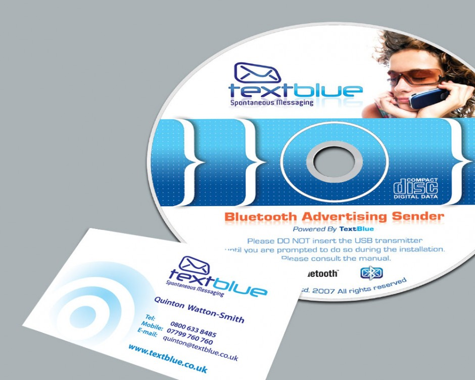 TextBlue-Branding