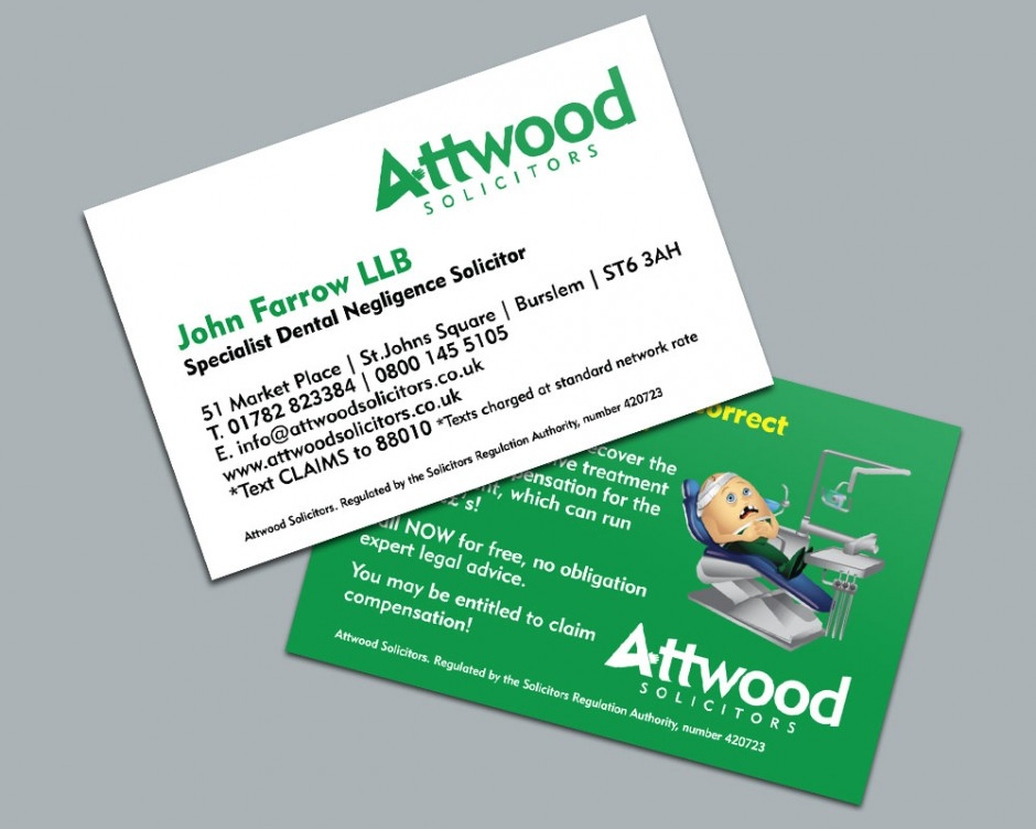Attwood-Solicitors-Dental-Negligence-Business-Card