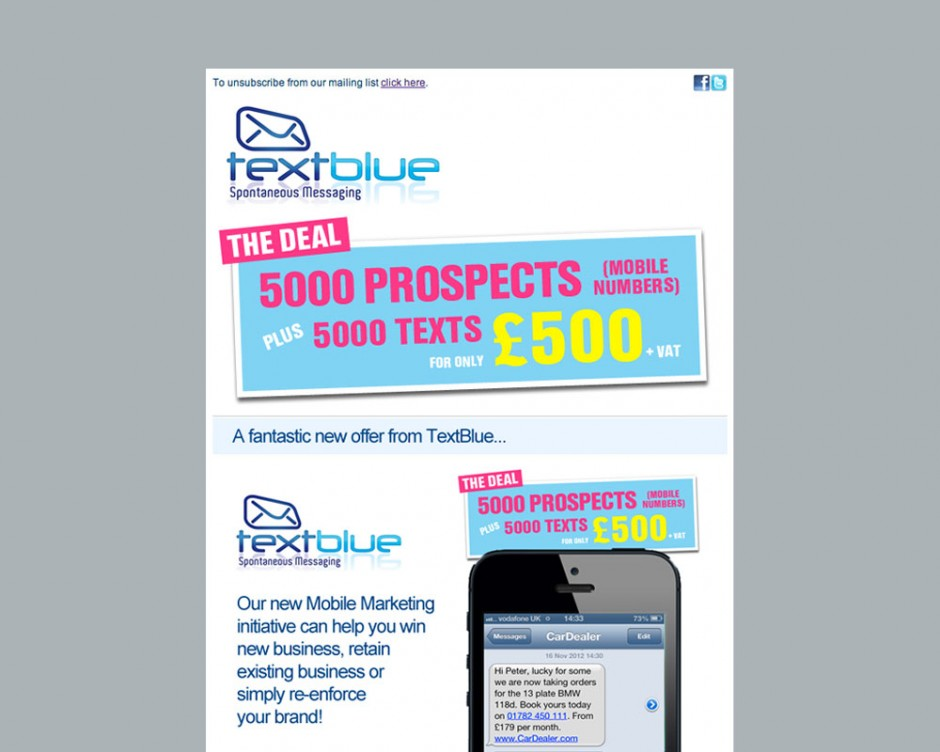 Email-marketing-campaign-for-TextBlue